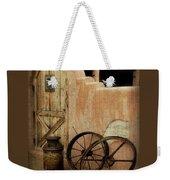 The Western Style Weekender Tote Bag