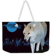That Wolf Weekender Tote Bag