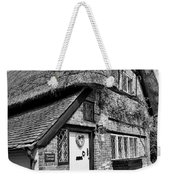 Thatched Cottages In Chawton 5 Weekender Tote Bag