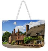 Thatched Cottages In Chawton 6 Weekender Tote Bag