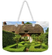 Thatched Cottages In Chawton 7 Weekender Tote Bag