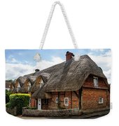 Thatched Cottages In Chawton Weekender Tote Bag