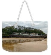 Thatched Cottages In Dunmore East Ireland  Weekender Tote Bag