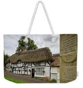 Thatched Cottages Of Hampshire 12 Weekender Tote Bag