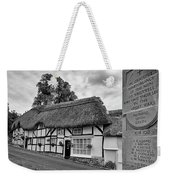 Thatched Cottages Of Hampshire 13 Weekender Tote Bag
