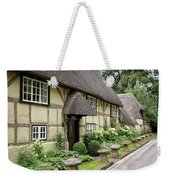 Thatched Cottages Of Hampshire 25 Weekender Tote Bag