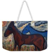 The 1st Mexican Ponies Weekender Tote Bag