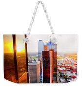 The 48th Floor Weekender Tote Bag