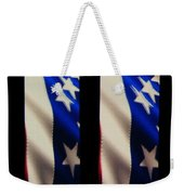 The Fourth At The Speedway Weekender Tote Bag
