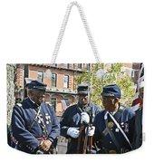 The 54th Regiment Bos2015_185 Weekender Tote Bag