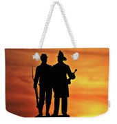 The 73rd New York Weekender Tote Bag