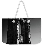 The Cathedral Wall Weekender Tote Bag