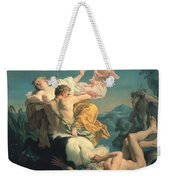 The Abduction Of Deianeira By The Centaur Nessus Weekender Tote Bag