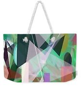 The Abstract Weekender Tote Bag