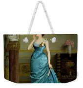 The Accomplice Weekender Tote Bag by Auguste Maurice Cabuzel