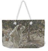 The Accursed Fig Tree Weekender Tote Bag by Tissot