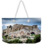 The Acropolis - Athens Greece Weekender Tote Bag
