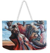 The Adam-eve Delusion Weekender Tote Bag