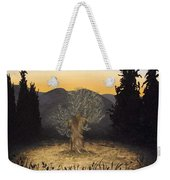 The Adoration Of The Olive Tree Weekender Tote Bag