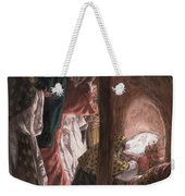 The Adoration Of The Wise Men Weekender Tote Bag