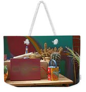 The African Watering Can Weekender Tote Bag