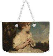 The Age Of Innocence Weekender Tote Bag