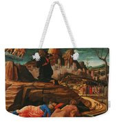 The Agony In The Garden 1455 Weekender Tote Bag