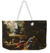 The Agony In The Garden Weekender Tote Bag by Guiseppe Cesari