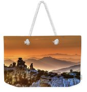 The Ahh Moment Weekender Tote Bag
