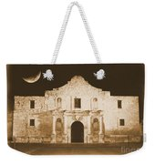 The Alamo Greeting Card Weekender Tote Bag