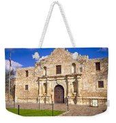 The Alamo Weekender Tote Bag