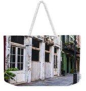 The Alleyway Weekender Tote Bag