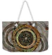 The Almagest - Homage To Ptolemy - Fractal Art Weekender Tote Bag
