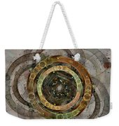 The Almagest - Homage To Ptolemy - Fractal Art Weekender Tote Bag