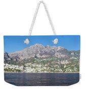 The Amalfi Coast - Panorama Weekender Tote Bag