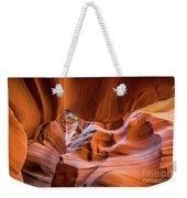 The Amazing Antelope Slot Canyons In Arizona, Usa Weekender Tote Bag