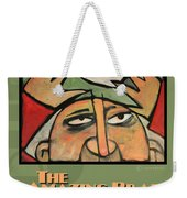 The Amazing Brad Soup Juggler  Poster Weekender Tote Bag