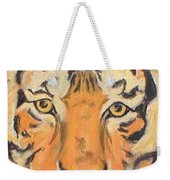 The Amber Stare Weekender Tote Bag
