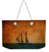 The America In Key West Weekender Tote Bag
