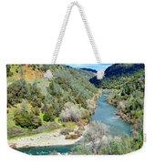 The American River Weekender Tote Bag