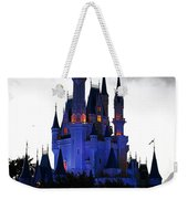 The Amethyst Palace Weekender Tote Bag