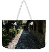 The Ancient Cloister 2  Weekender Tote Bag