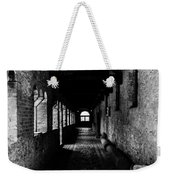 The Ancient Cloister 3 Weekender Tote Bag