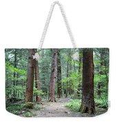 The Ancient Hemlock Forest Weekender Tote Bag