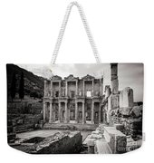 The Ancient Library Weekender Tote Bag