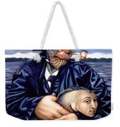 The Ancient Mariner Weekender Tote Bag