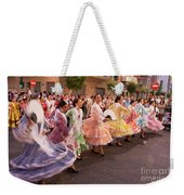 The Andalusian Fair, A Party In The Streets Weekender Tote Bag