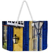 The Andrew Jackson Hotel - New Orleans Weekender Tote Bag