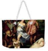 The Andrians Weekender Tote Bag