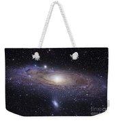 The Andromeda Galaxy Weekender Tote Bag